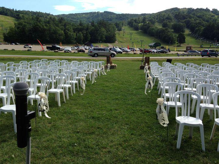 Gunstock Ceremony, PII