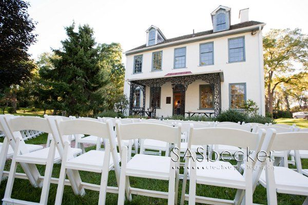 Ceremony at Duportail House