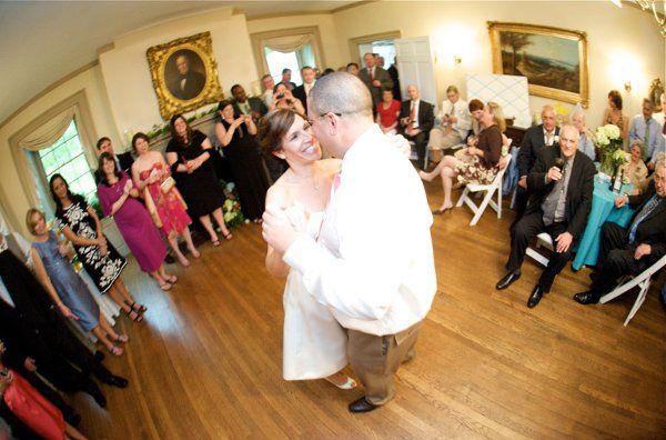 First Dance at DuPortail, Photo:Kirk Hoffman