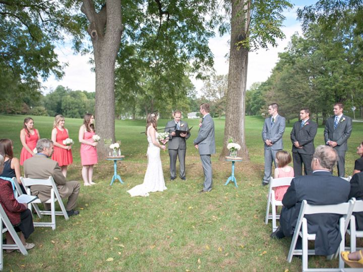 Tmx Ceremony On Duportail Front Lawn 51 110073 Wayne, PA wedding venue