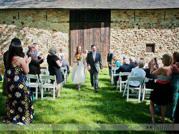 Tmx Duportail Barn Wedding Ceremony 51 110073 Wayne, PA wedding venue