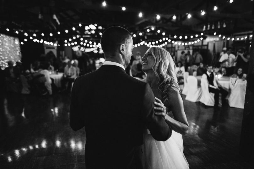 First dance - Glasser Images