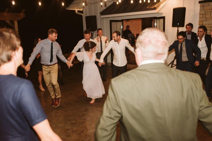 Bailey and Michael Dancing