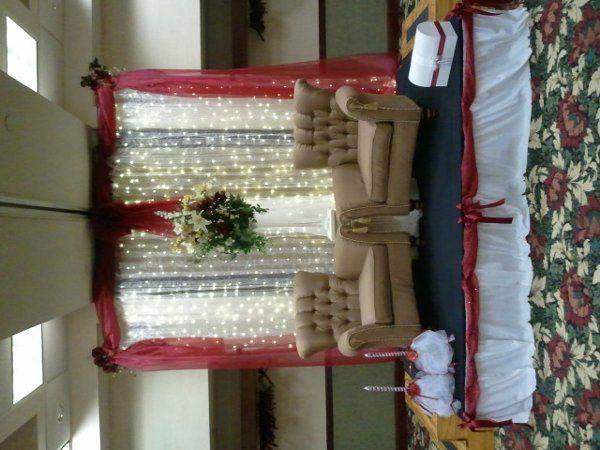 Ethnic Wedding Stage