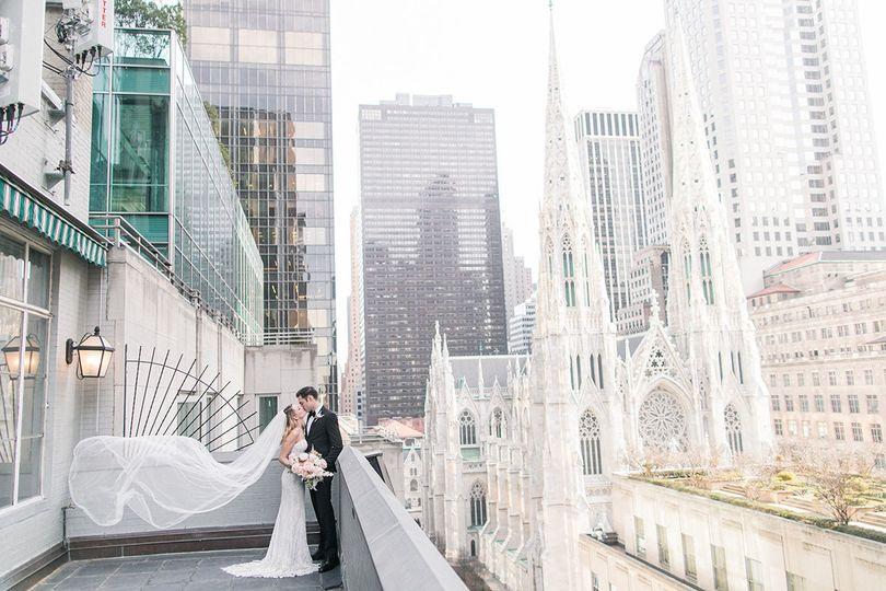 Solarium terrace | Amy Rizzuto Photography