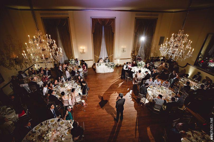 Grand ballroom | EIN Photography