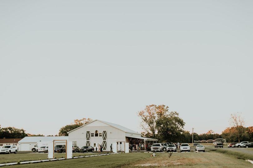 Southern Belle Wedding Barn