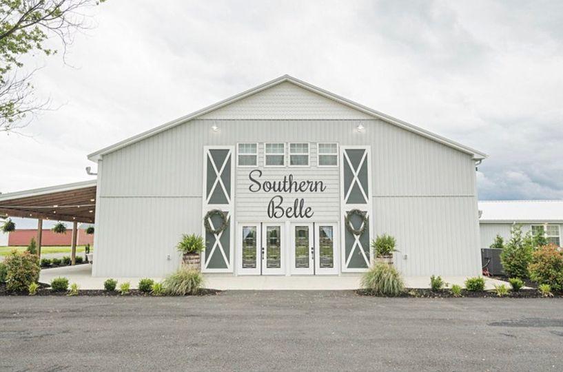 Southern Belle Wedding Barn Venue Delmar Md Weddingwire