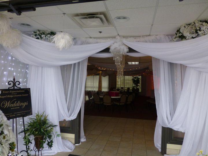 Grand Entrance entering the venue