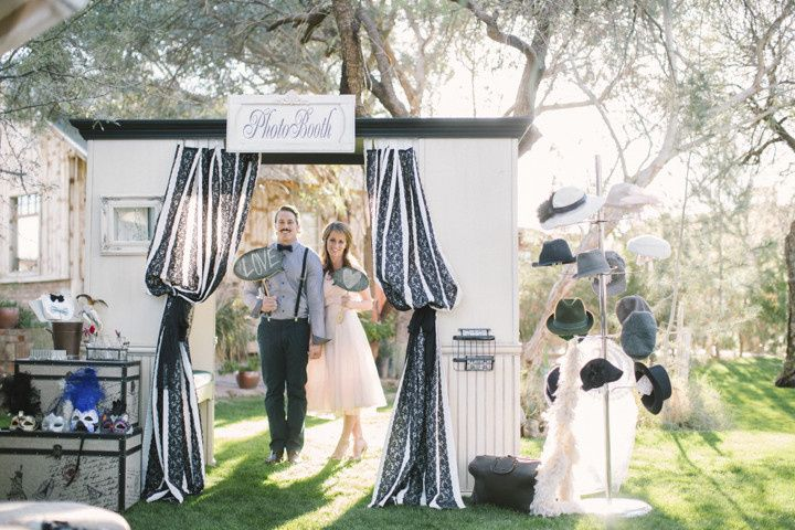 Vintage Photobooth Rentals