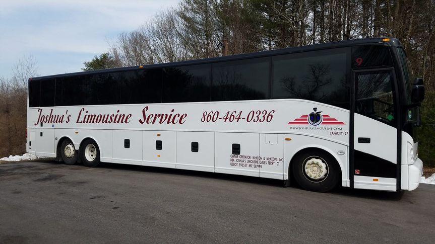 57 Passenger Motor Coach