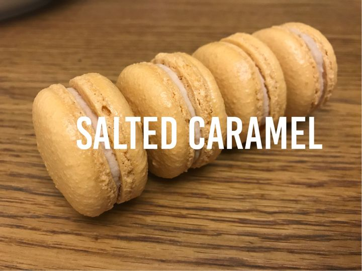 Salty, sweet, delicious