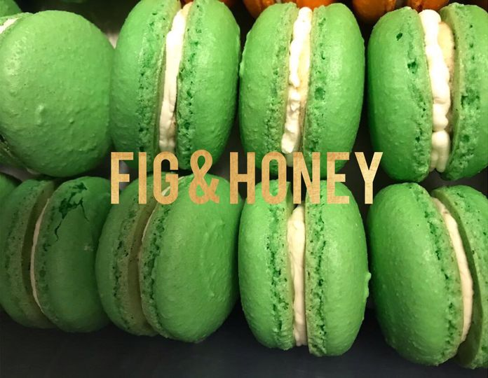 Fig jam and Honey Buttercream