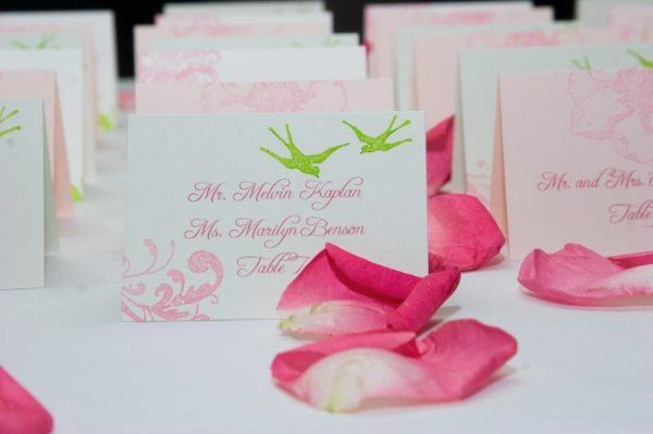 greenpinkplacecards