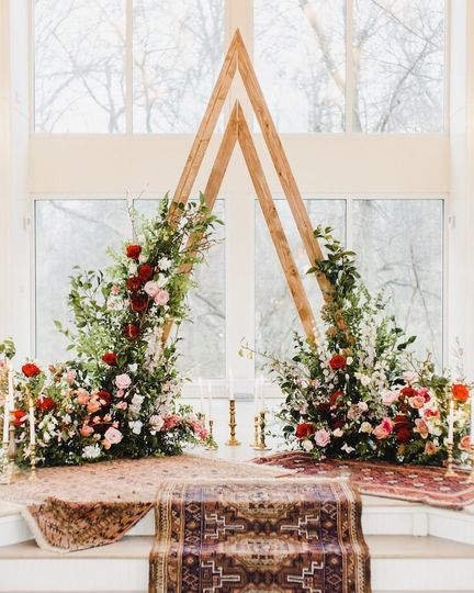 The Wedding Arches