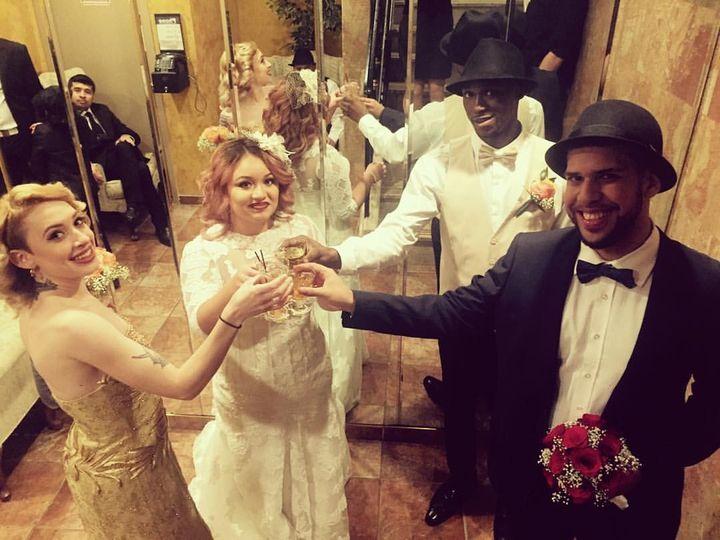 rosies wedding