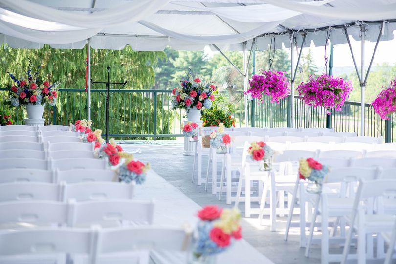 Outdoor Ceremonies!
