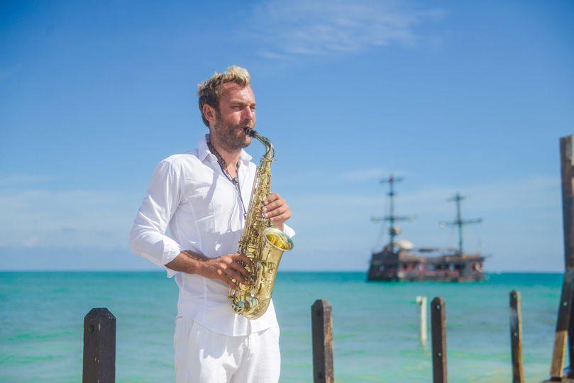 Pascal Aubrion Saxophonist
