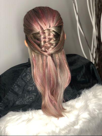 Hair- princess