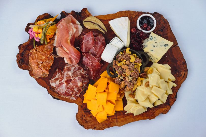 Heritage Catering Charcuterie