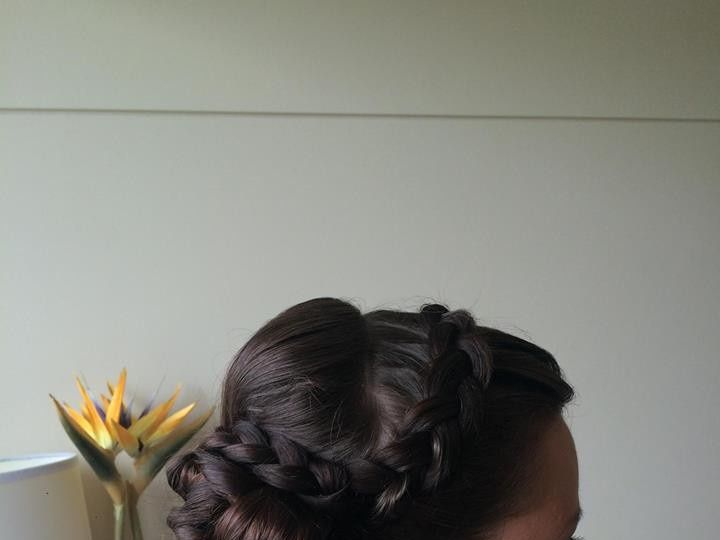 Tmx 1449600350382 Glow Updo 2 Hadley, MA wedding beauty
