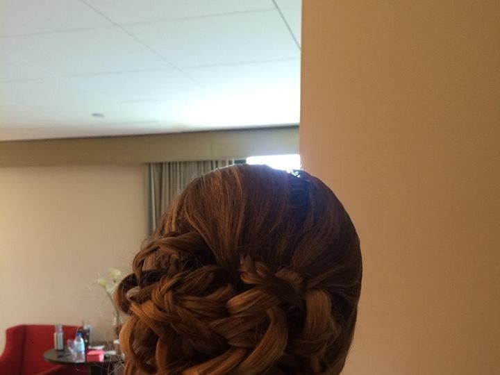 Tmx 1449600359549 Glow Updo Hadley, MA wedding beauty