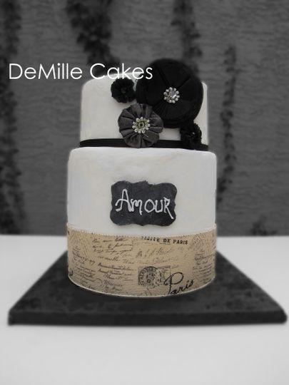 sm amour cake