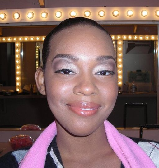 "Played Deena on ""Dream Girls""- Florida Theater 2008- after"