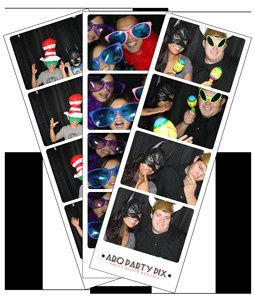 abq party pix packages