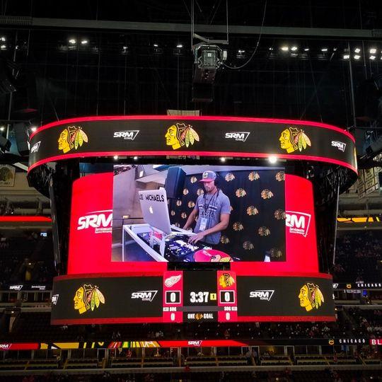 Chicago Blackhawks game