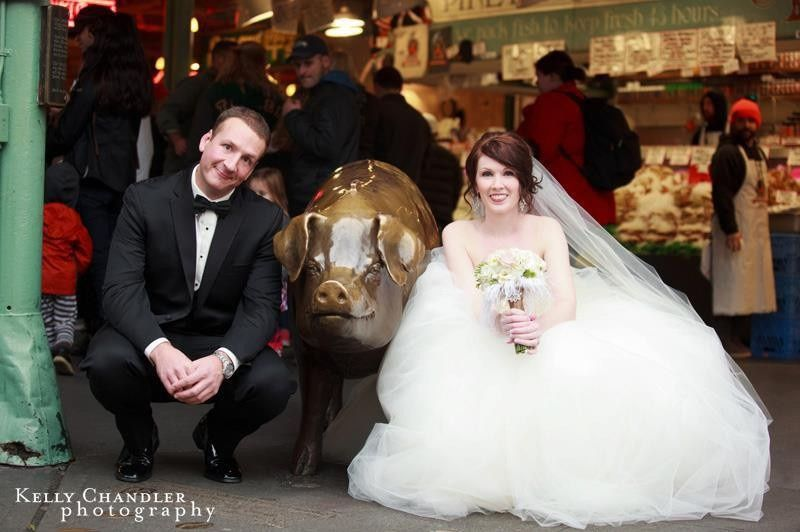 Kelsey and Mark, Jan 2013