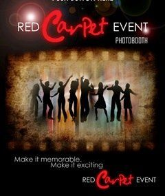RED CARPET EVENT PHOTOBOOTH