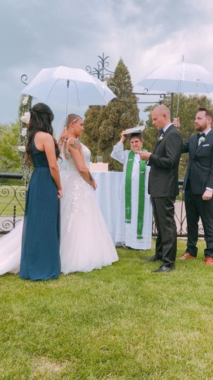 A Wedding in June