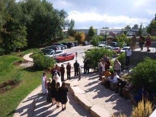 A Wedding in September