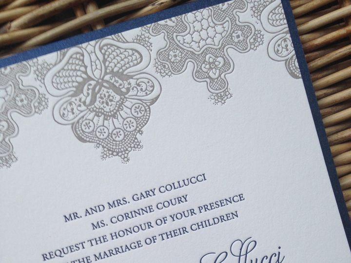 Tmx 1482770931882 Img6897 Orange, Connecticut wedding invitation