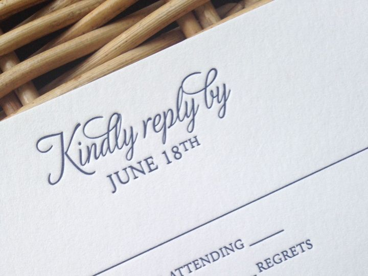 Tmx 1482772347100 Img6899 Orange, Connecticut wedding invitation