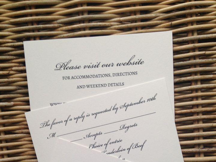 Tmx 1482772467185 Img6877 Orange, Connecticut wedding invitation