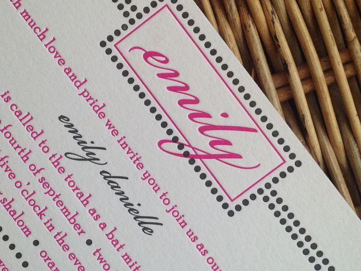 Tmx 1482772588997 Img6881 Orange, Connecticut wedding invitation