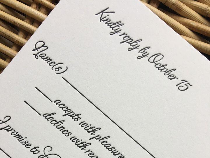 Tmx 1483392499098 Img0484 Orange, Connecticut wedding invitation