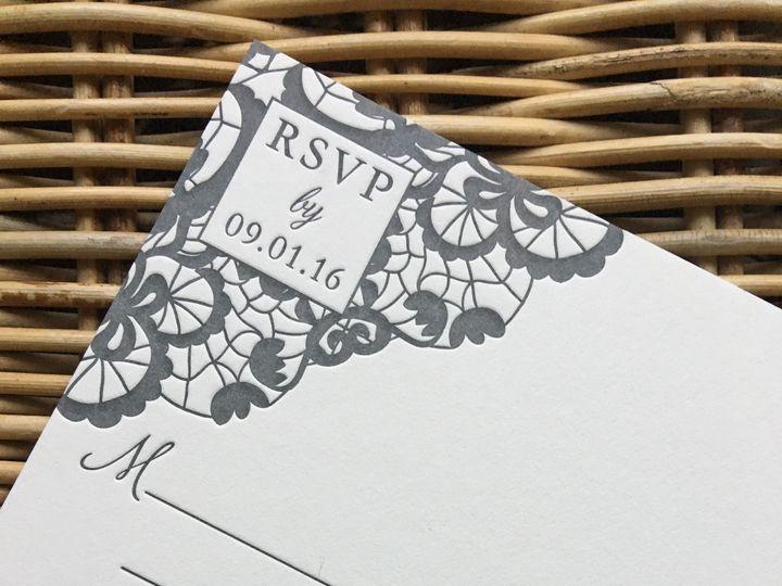 Tmx 1483392719229 Img0493 Orange, Connecticut wedding invitation