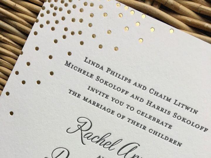 Tmx 1483392886281 Img0503 Orange, Connecticut wedding invitation