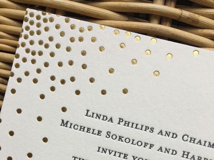 Tmx 1483392954406 Img0506 Orange, Connecticut wedding invitation