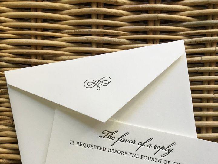 Tmx 1483491880 Ef4ca01b0ff56c0b WW Reply Card Orange, Connecticut wedding invitation