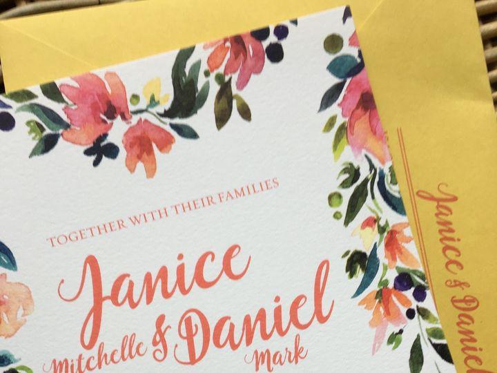 Tmx 1483580137096 Img0551 Orange, Connecticut wedding invitation