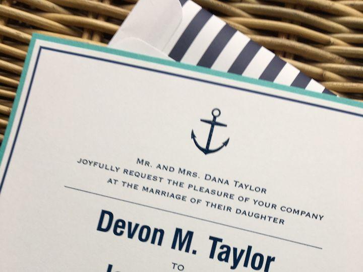 Tmx 1483580158003 Img0555 Orange, Connecticut wedding invitation