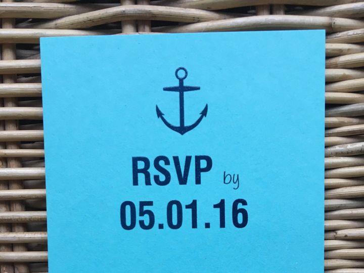 Tmx 1483580194710 Img0557 Orange, Connecticut wedding invitation