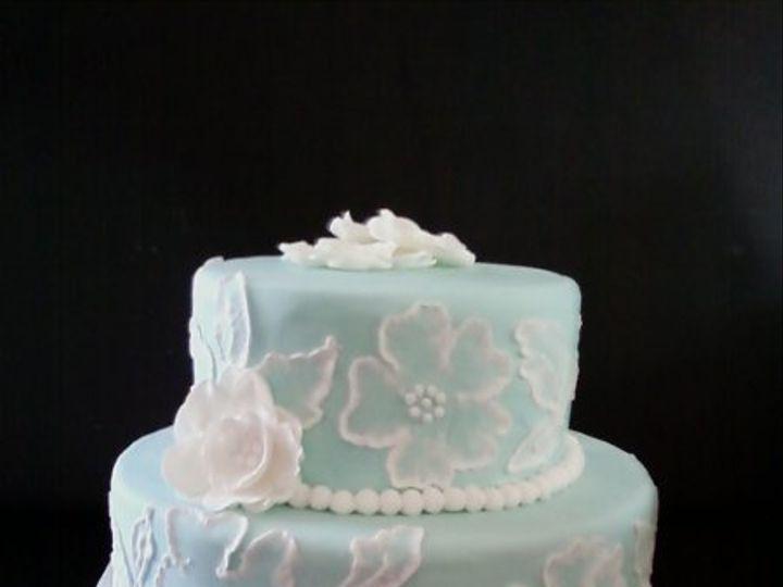 Tmx 1281487005345 0728000904a Fostoria wedding cake