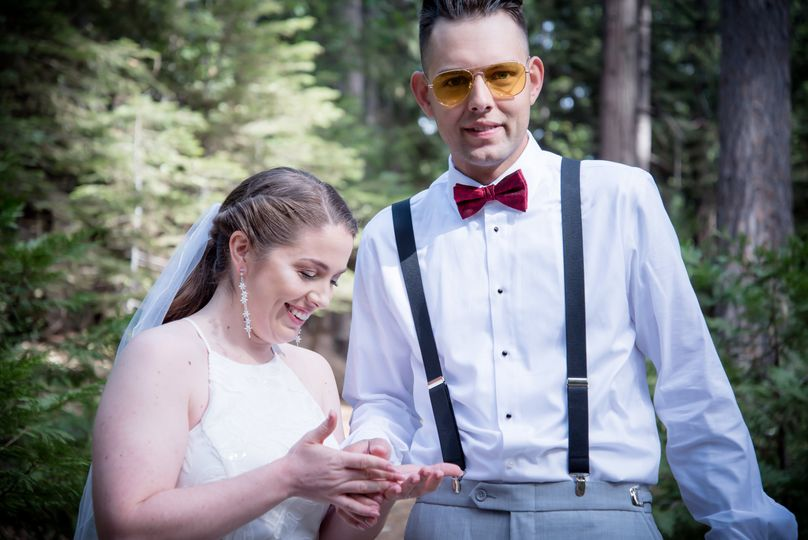 Sean & Josh Backyard Wedding