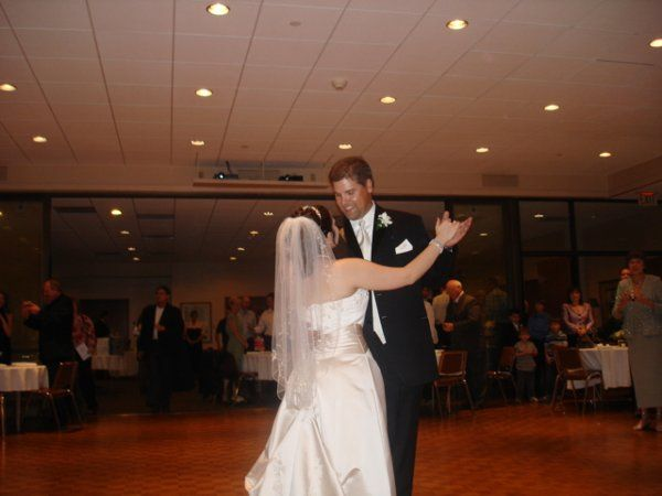 Jason & Jessica's first dance