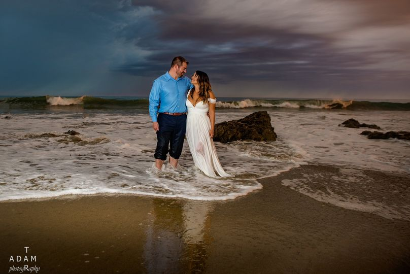 wedding photographer in malibu 2